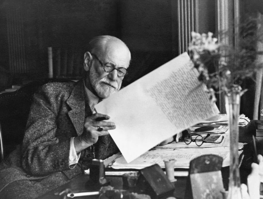 Sigmund-Freud el padre del psicoanálisis
