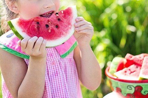 Alimentación infantil sana