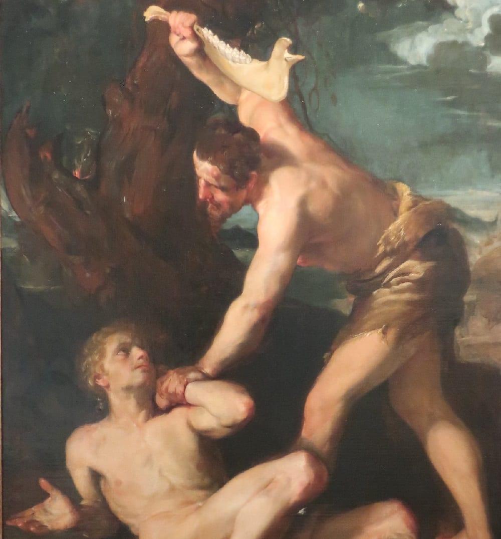 Celos entre hermanos - Caín y Abel