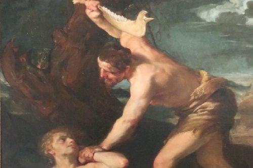 Celos entre hermanos: Caín y Abel