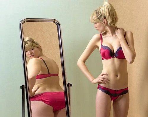 Deformación de la imagen corporal en la anorexia nerviosa