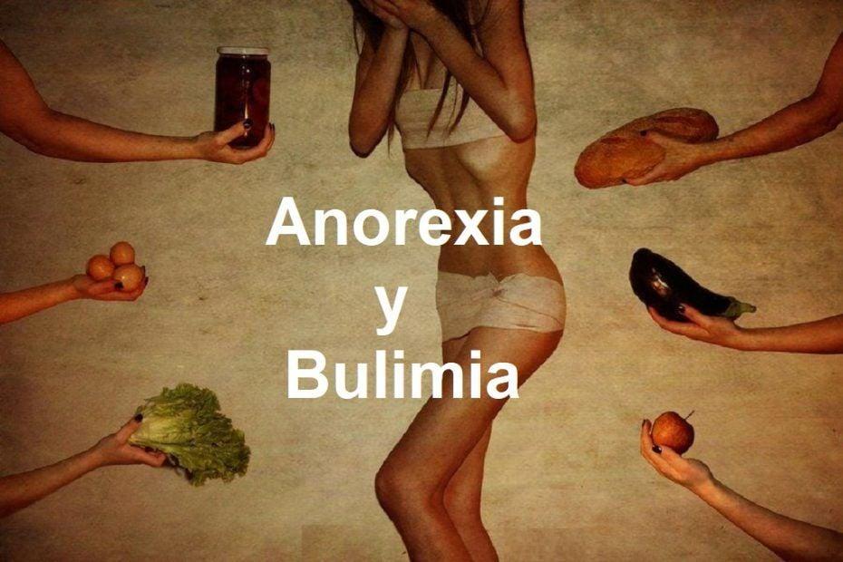 La anorexia nerviosa y la bulimia
