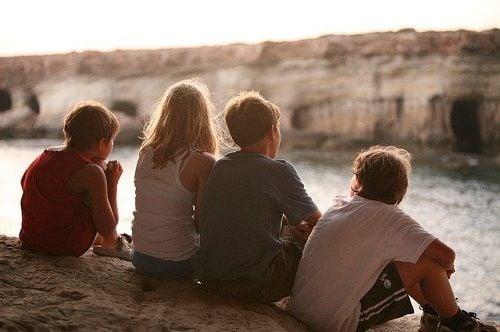 La importancia de la pandilla de amigos