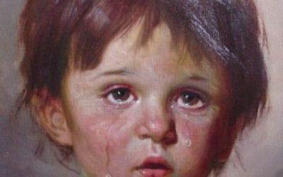 Superstición y pensamiento mágico – Los niños llorones de Bruno Amadio.