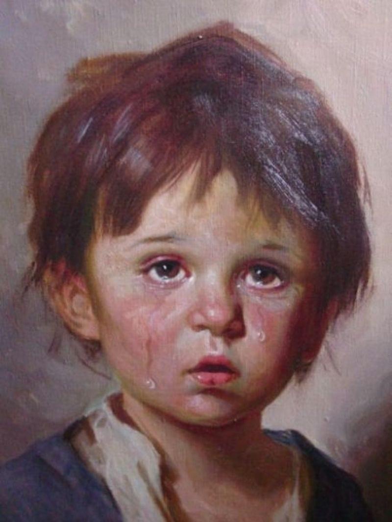 Supersticiones - Los niños llorones de Bruno Amadio