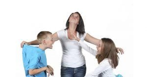 Los padres frente a la rivalidad entre hermanos