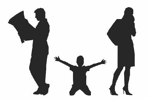 Hay que explicar a los hijos la razón del divorcio