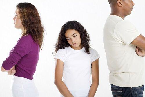 Los padres deben ayudar al niño a superar la separación