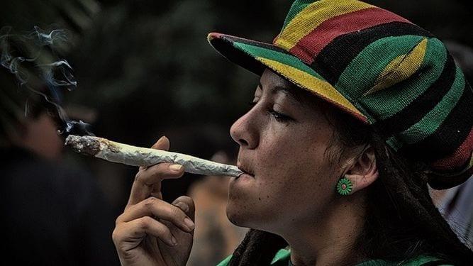 Consumo de cannabis por los jovenes