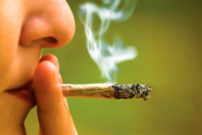 Consumo de drogas en jovenes