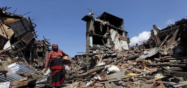 Trastorno de estrés postraumático tras grandes desastres naturales