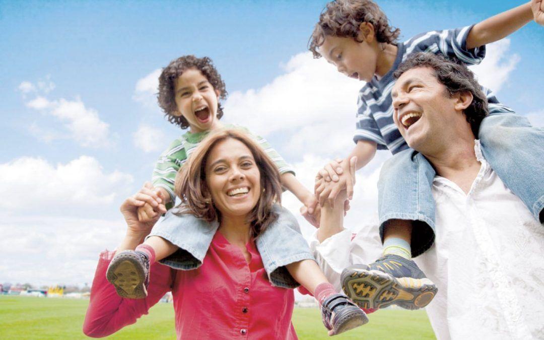 Transmitiendo valores a los hijos
