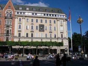 Atraco al banco de Norrmalm - Estocolmo