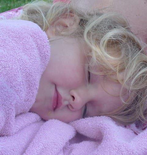 ¿Cómo evitar el imsomnio en la infancia?