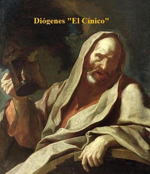 Diógenes Filósofo Cínico