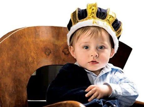 Fase anómica: el niño es un pequeño tirano