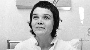 Kristin Enmark, una de las secuestradas.