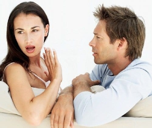 Problemas frecuentes en las parejas