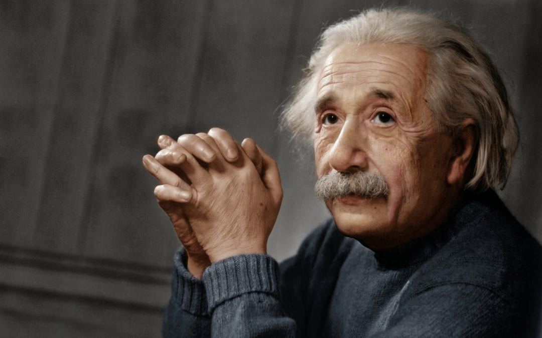 Síndrome de Asperger: Albert Einstein