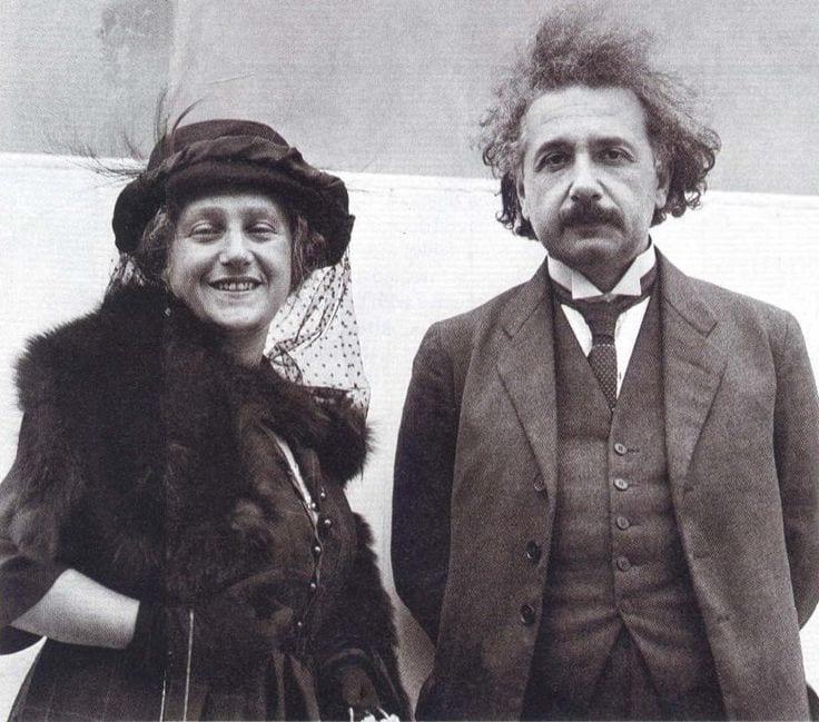 Elsa Lowenthal, segunda esposa de Einstein
