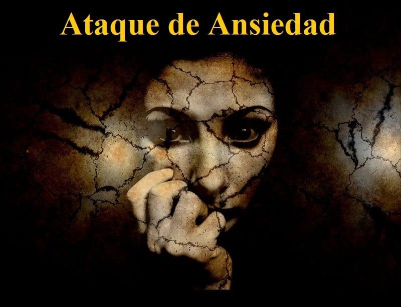 Ataque de ansiedad sintomas y tratamiento