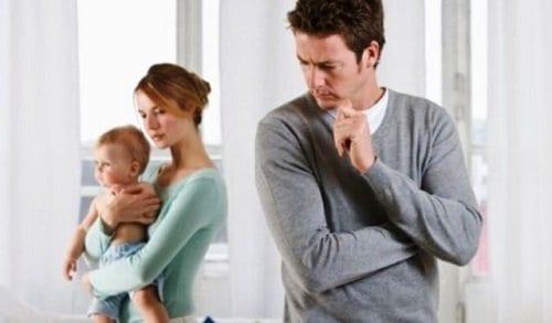 Los padres celosos de sus hijos