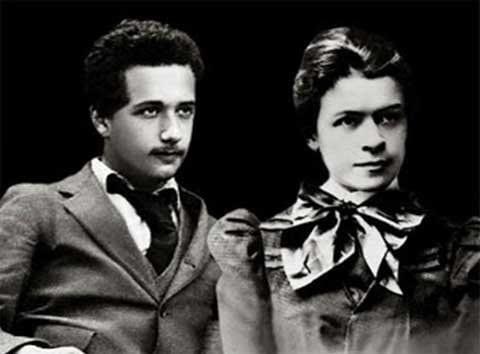 Mileva Maric, primera esposa de Einstein