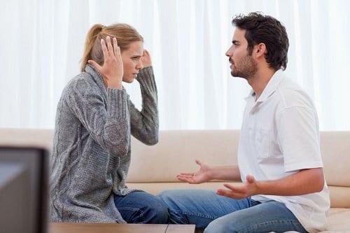 Conflictos en la pareja