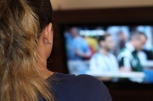 Ve la televisión con moderación