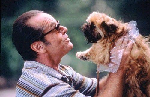 Jack Nicholson en el papel de un enfermo obsesivo compulsivo