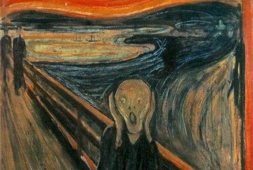 Trastornos de Ansiedad - El grito