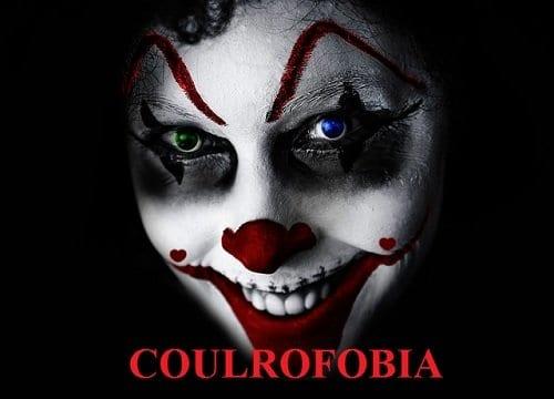 Coulrofobia o Fobia a los payasos