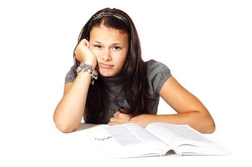 Los problemas escolares son frecuentes en la infancia