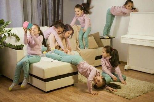 TDAH - Hiperactividad en casa