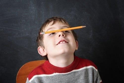 TDAH - Niño con falta de atención