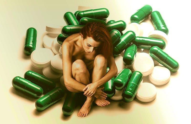 Antidepresivos. Tratamiento de la depresión.