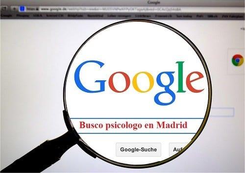 Buscando un buen psicologo en Madrid