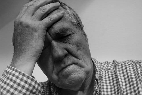 Depresion Causas Anciano