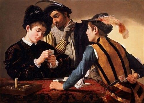 Ludopatia Jugadores de cartas