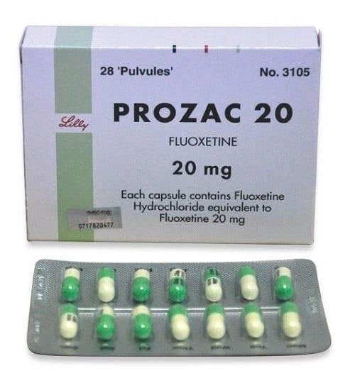 Antidepresivos famosos: Fluoxetina (Prozac)