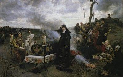 Juana La Loca ¿Prisionera o demente?
