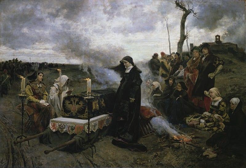 Juana I de Castilla ¿Loca o prisionera?