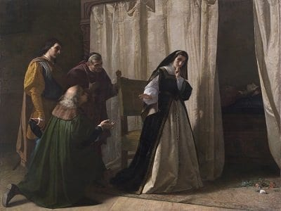 La Demencia de Doña Juana