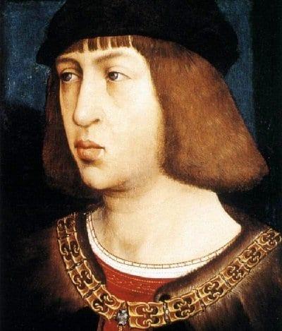 Felipe El Hermoso - Retrato de Juan de Flandes