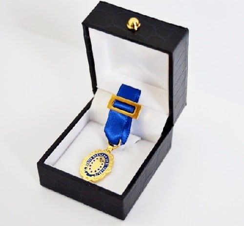 Medalla de Oro Europea al Mérito en el Trabajo 2018