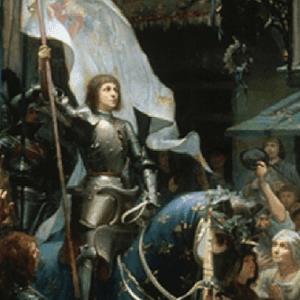 Juana de Arco - La doncella de Orleans. El misterio de sus voces.