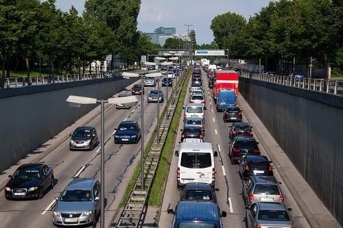 Un atasco de tráfico es una situación agorafóbica