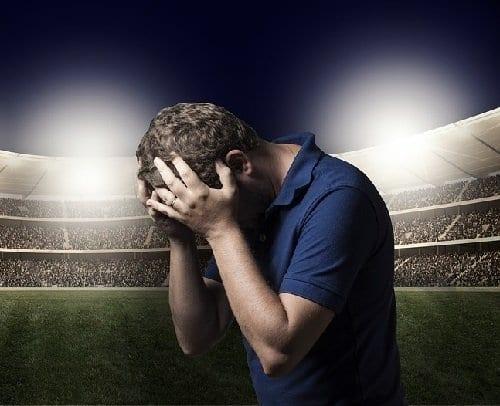Pensamiento Negativo en el deporte