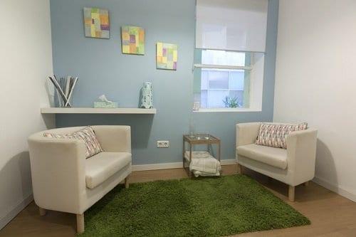 Consulta de psicoterapia en Moncloa Madrid