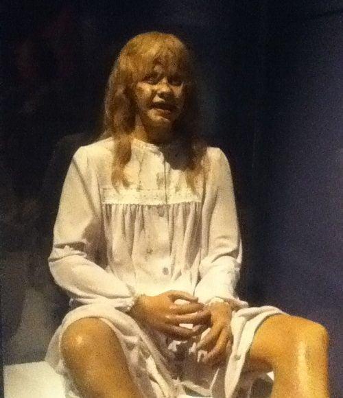 El Exorcista - Niña endemoniada
